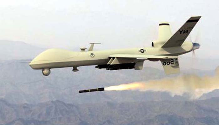 A Man Was Injured In US Drone Strike Kurram Agency On Wednesday Geo TV Reported Citing Unnamed Sources