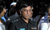 SSP Rao Anwar survives another 'suicide attack', 3 attackers killed