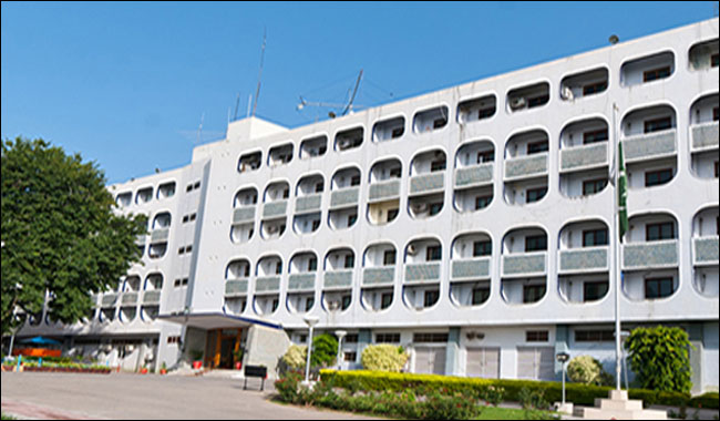 FO condemns ceasefire violations, summons Indian Deputy High Commissioner