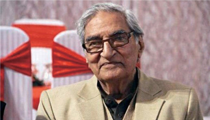 Renowned writer Munnu Bhai passes away in Lahore