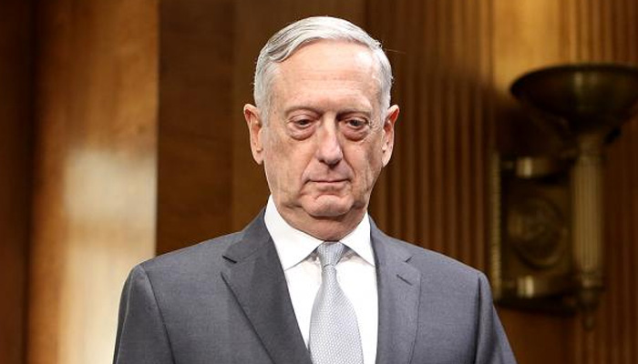 Mattis: US national security focus no longer terrorism