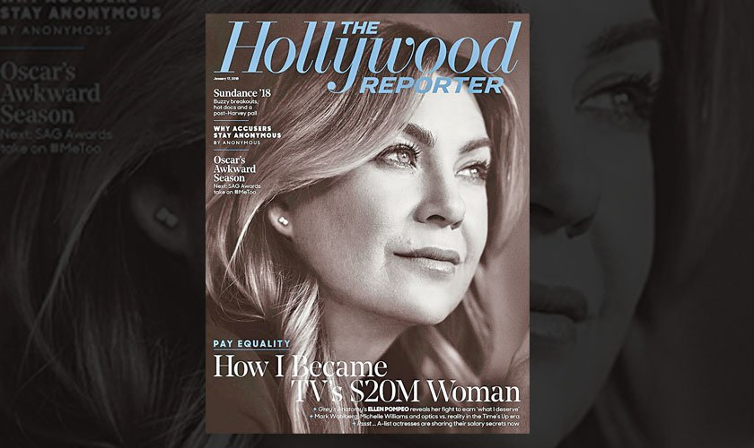 Ellen Pompeo signs two-year deal for 'Grey's Anatomy'