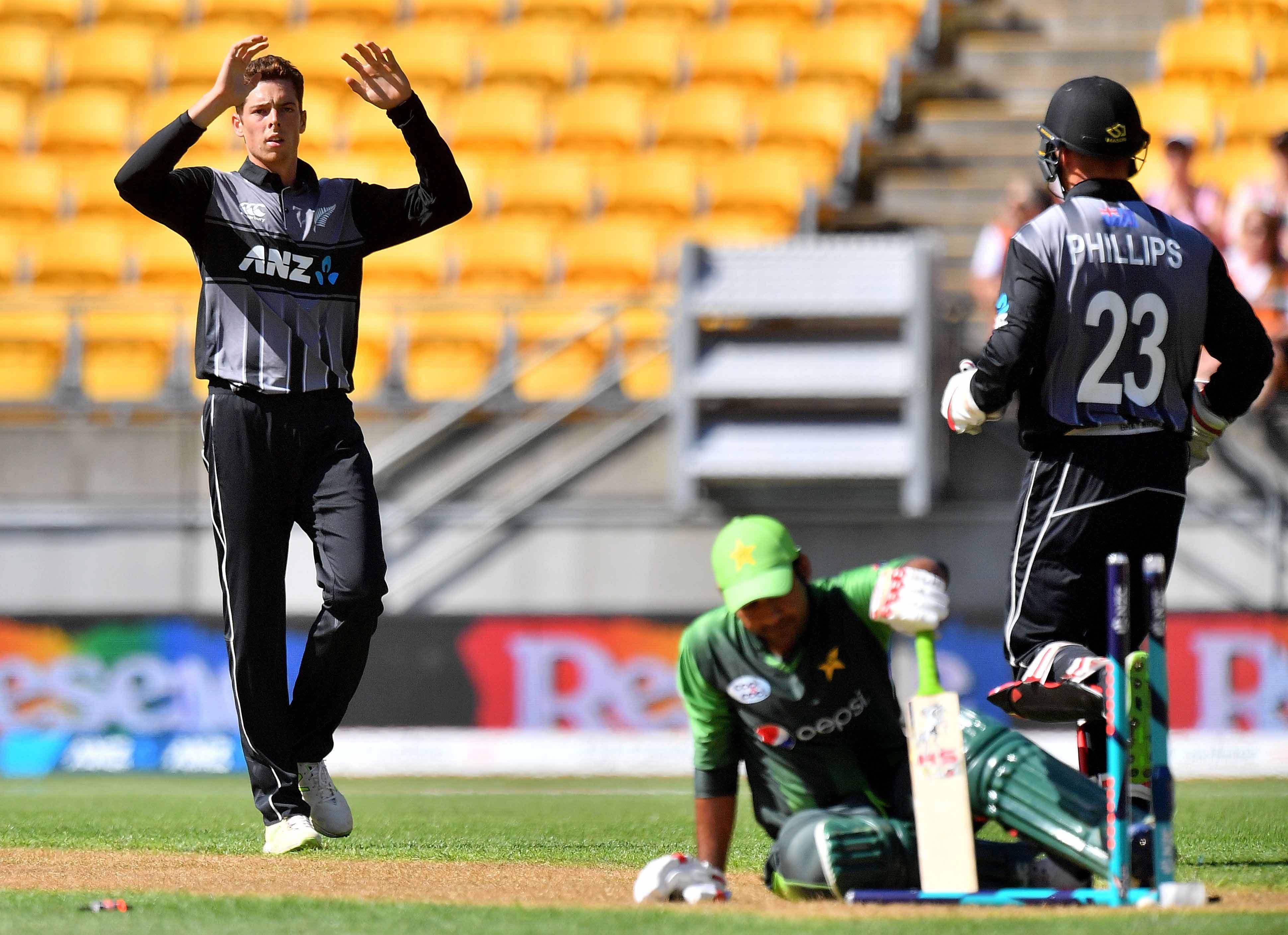 PTV Sports Pakistan vs New Zealand 1st T20 Live Streaming