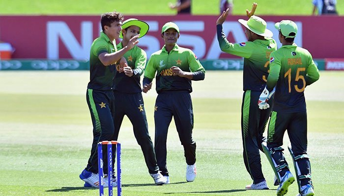 Pakistan beat Proteas to enter U-19 WC semis