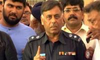 Intelligence agency raids Rao Anwar's house in Karachi after SC orders