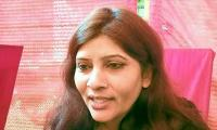 Senate's Hindu candidate Krishna Kolhi for women health and education in Thar