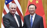 Trade on agenda as China´s top envoy visits US