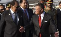 Jordan's King Abdullah II concludes two-day Pakistan visit