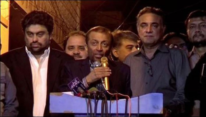 Is MQM-P Rabita Committee moving towards minus-Sattar?