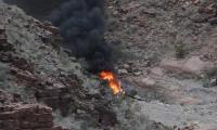 British tourists dead in US Grand Canyon chopper crash