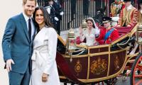Horse and carriage for Prince Harry and Meghan´s wedding