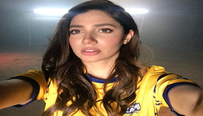 Zalima Becomes Zalmi As Mahira To Support Peshawar In PSL