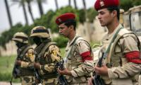 Egypt´s army kills 10, arrests 400 in Sinai operation