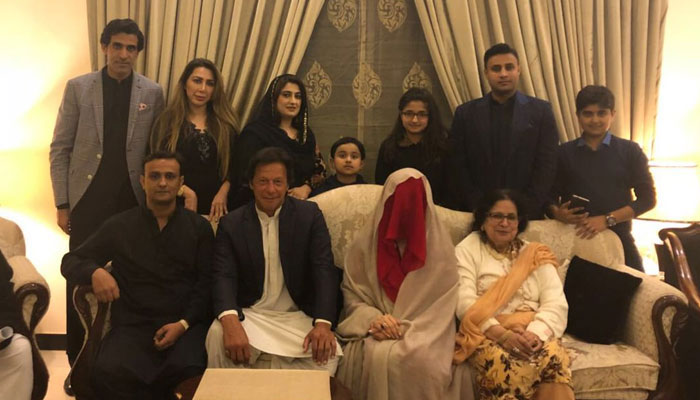 PESHAWAR The News Of Chairman Pakistan Tehreek E Insaf PTI Imran Khans Third Marriage Has Been Confirmed As Reported By Geo On Sunday