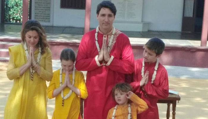 'Strengthening the deep connection': PM Trudeau lands in India for weeklong visit