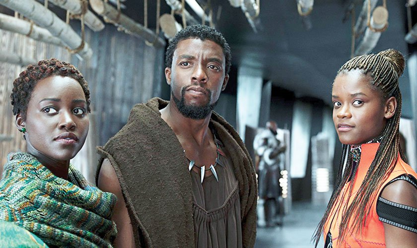 BLACK PANTHER Fans Won't Stop Asking Wauconda, Illinois for Vibranium