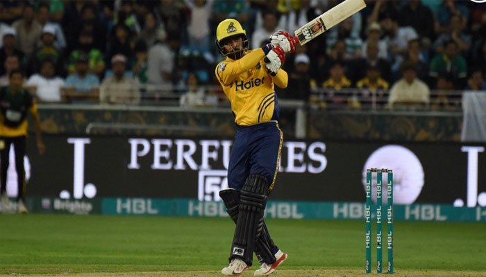 Mohammad Hafeez ends his association with Peshawar Zalmi