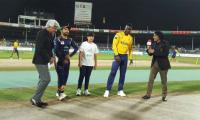 PSL 3, Match 10: Zalmi opt to field against Gladiators