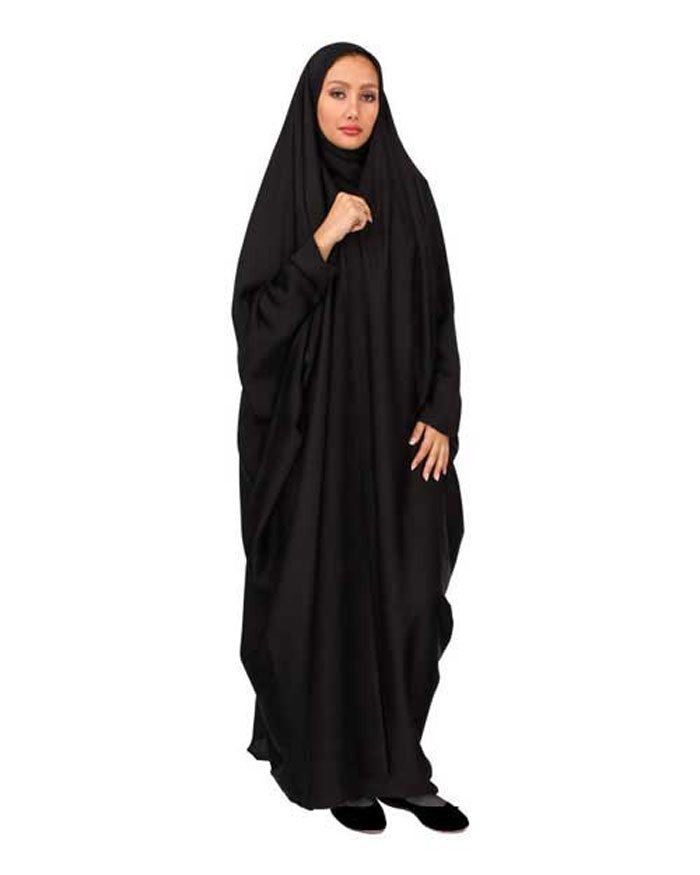 a59d73ce2f7f3 Niqab is a veil worn with headscarf and covers the face and neck. It leaves  the eye area open.