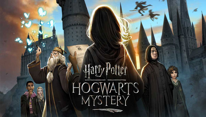 'Harry Potter: Hogwarts Mystery' trailer teases familiar faces