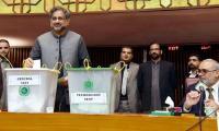 Senate results: PML-N, PPP lead, MQM-P suffers setback, PTI slams 'horse-trading'