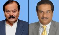 Raza Hayat Hiraj, Rana Qasim deny quitting PMLN