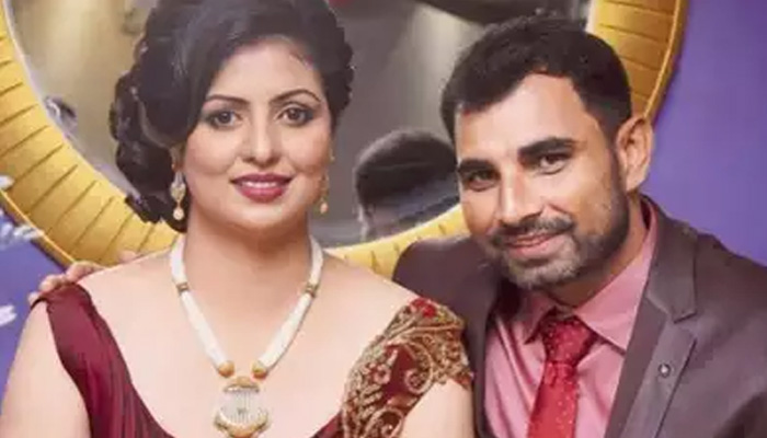 Image result for muhammad shami with wife