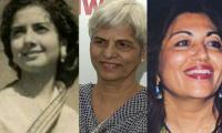 Pakistan's female journalists who bulldozed their way through!