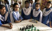 Chess victories win 'Queens of Karachi' confidence and freedom