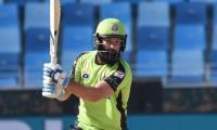 PSL 3: Qalandars set 164 runs target for Islamabad United