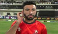 Zafar basks in glory of 'magic ball'