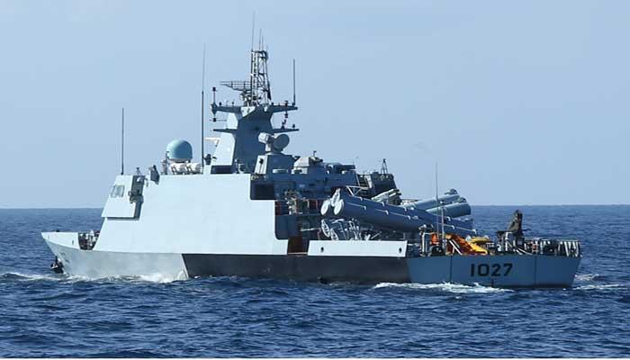 Leonardo Showcases Naval Gun Mount at Doha Maritime Exhibition