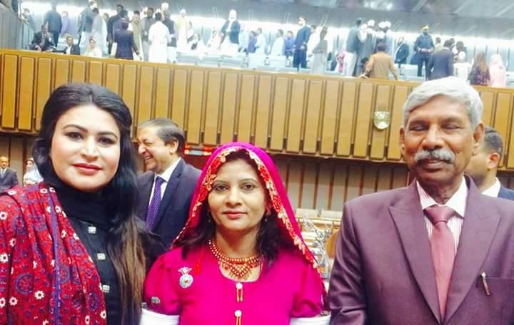 First Hindu Dalit Senator sworn in in Pakistan