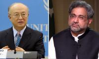 Pakistan looks forward to strengthen partnership with IAEA