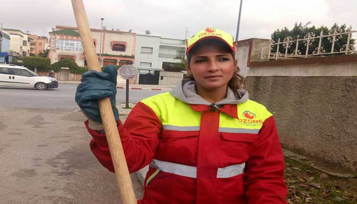 Moroccan cleaner becomes overnight sensation | World