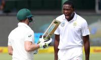 Rabada banned for remaining Tests against Australia due to 'inappropriate' conduct