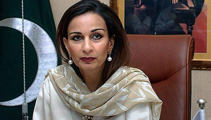 PPP expected to nominate Sherry Rehman as Senate opposition leader