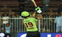 Fakhar Zaman's explosive 94 helps Qalandars amass 188-4 against Gladiators