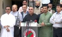 MQM says will support PTI candidate for Senate opposition leader