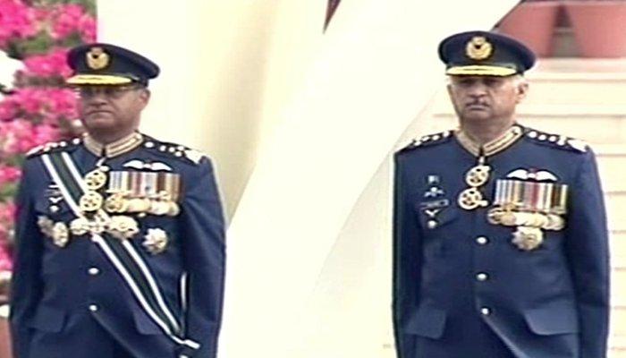 Air Marshal Mujahid Anwar Khan Takes Command as 22nd Pakistan Air Chief