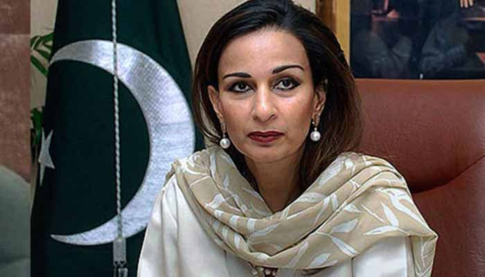 Sherry Rehman appointed first female Senate opposition leader of Pakistan