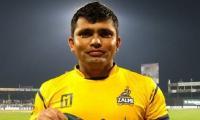 Kamran drops trophy, not a catch