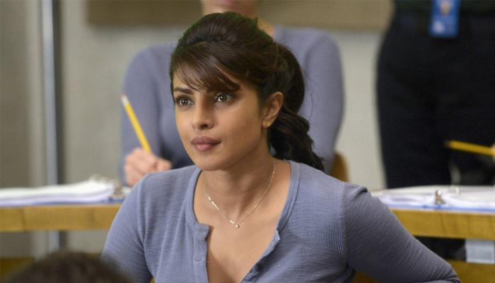 Priyanka Chopra to quit Quantico for Salman Khan's Bharat?
