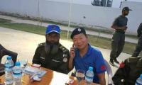 Chinese engineers invite Pakistan police to share meal , 'apologize' for misbehavior