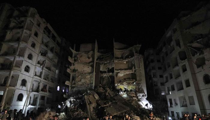 Blast kills 13 civilians in Syria's Idlib