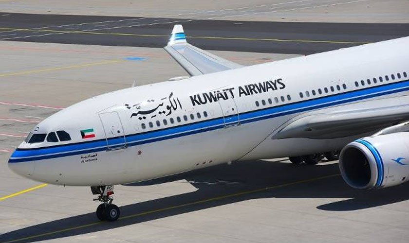 Kuwait Airways halts Lebanon flights after missile warning