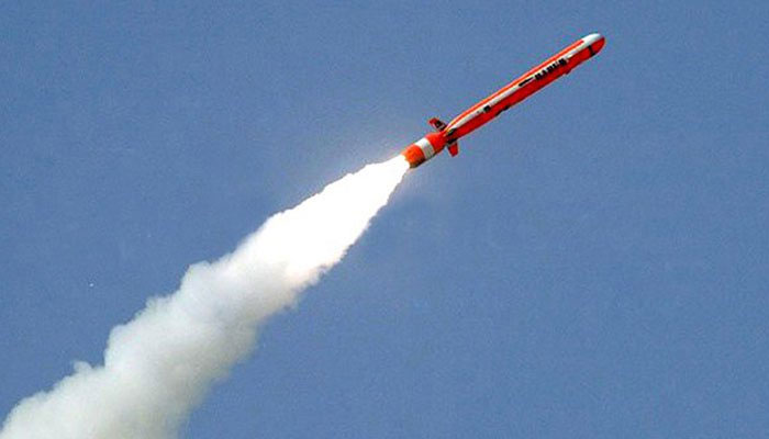Pakistan test-fires enhanced version of Babur cruise missile: Army