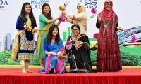 巴基斯坦学生的精彩表演吸引了北京的文化盛会
