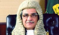 I don't know any lion, remarks CJP Nisar