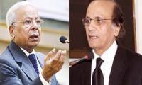 PTI向看护PM的前CJ Jilani提议Ishrat Hussain博士